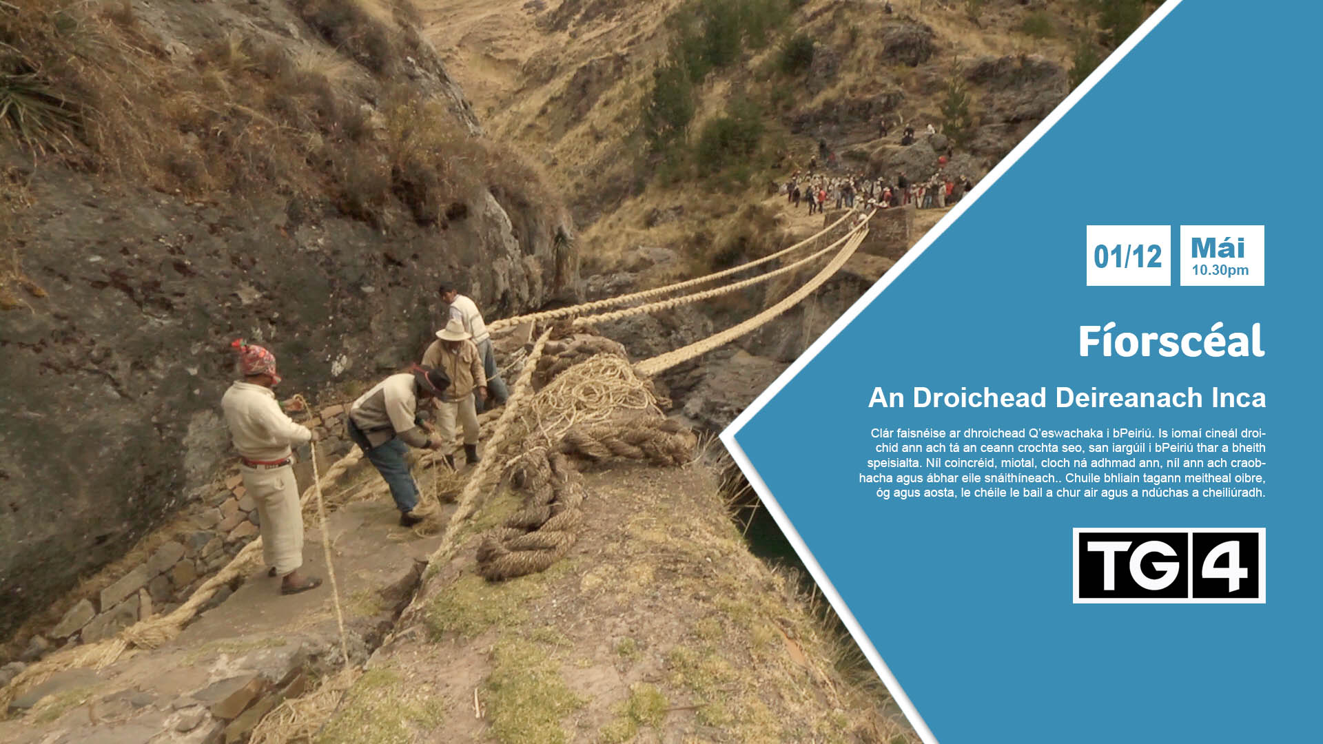 Documental Q'eswachaka