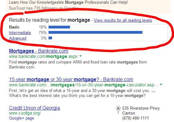 ... Calculator And Loan Rates By Bankrate Appstore GOOGLE READING LEVEL  TOOL Web Design Canton GA, Alpharetta GA ...