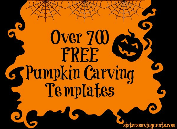 Over 700 FREE pumpkin stencils, including Disney, Nick Jr, Angry - disney pumpkin templates