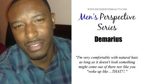 Demarius Mens Perspective