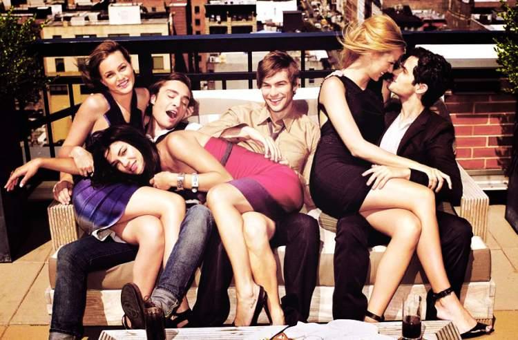 Xoxo Gossip Girl Wallpaper 8 S 233 Ries Do Netflix Para Quem Ama Moda Site De Beleza E Moda