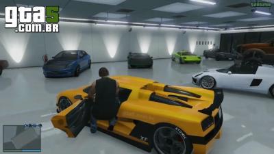 carro Entity XF do GTA V é um super espotivo baseado no Koenigsegg ...