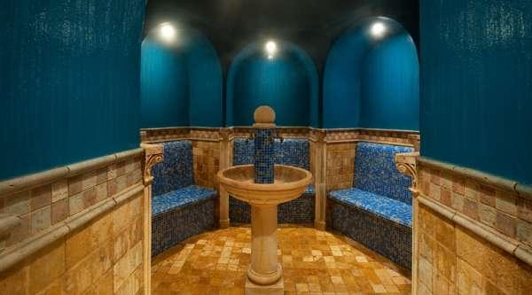 Baño Turco O Sauna Seca:sauna la sauna seca complementa al baño turco del que
