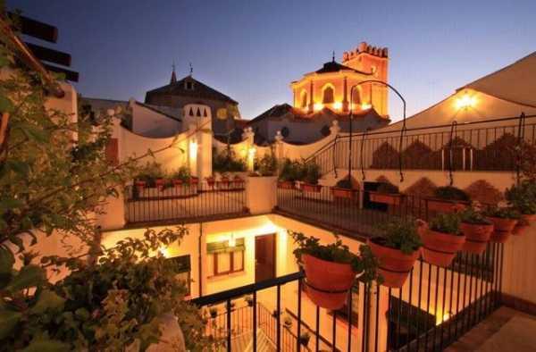 Casa ba os de la villa hotel con spa en c rdoba - Banos turcos cordoba ...