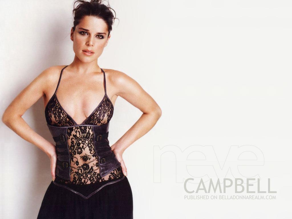Gorgeous Girl Hd Wallpaper Fotos De Neve Campbell