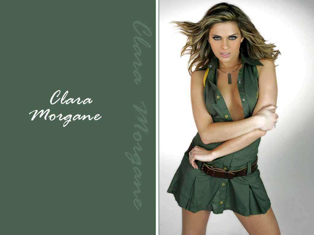 Playboy Girls Wallpaper Fotos De Clara Morgane