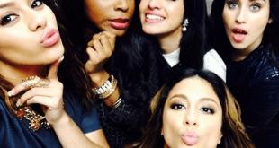 Las Fifth Harmony en la Argentina