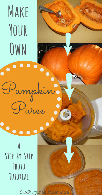 Making Your Own Pumpkin Puree