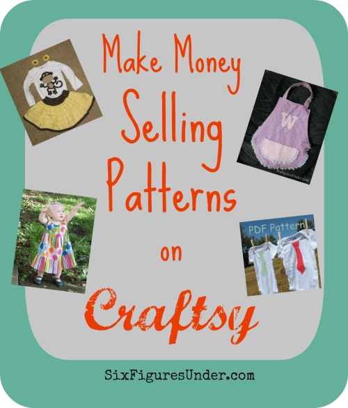 I just learned about Craftsy and I'm excited!  The best part about selling patterns on Craftsy is that it is FREE!  No listing fees.  No commissions. The process is simple!  Come find out how!