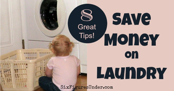 Save Money on Laundry- 8 Great Tips