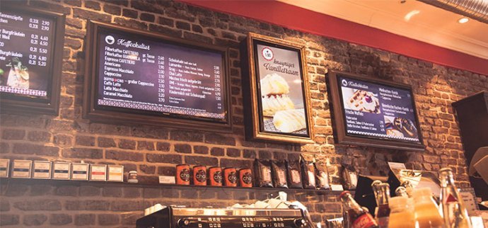 Digital Menu Boards 3