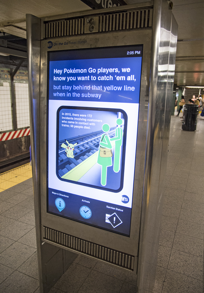 Photo: Marc A. Hermann / MTA New York City Transit