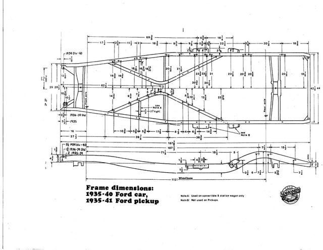 1940 Chevy Rat Rod - Del-motorviddyup