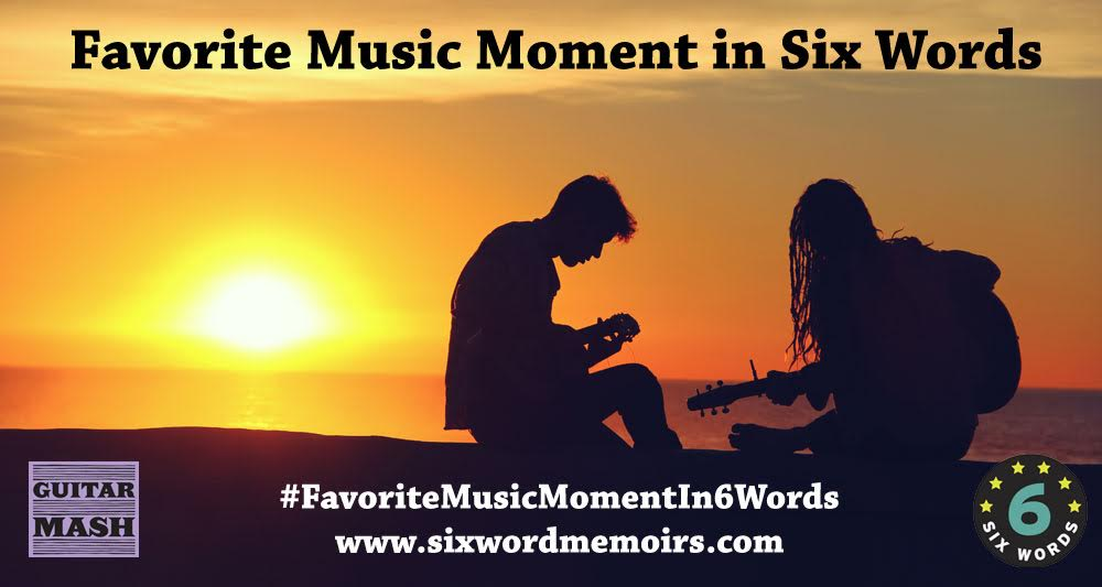 music Archives - Six-Word Memoirs