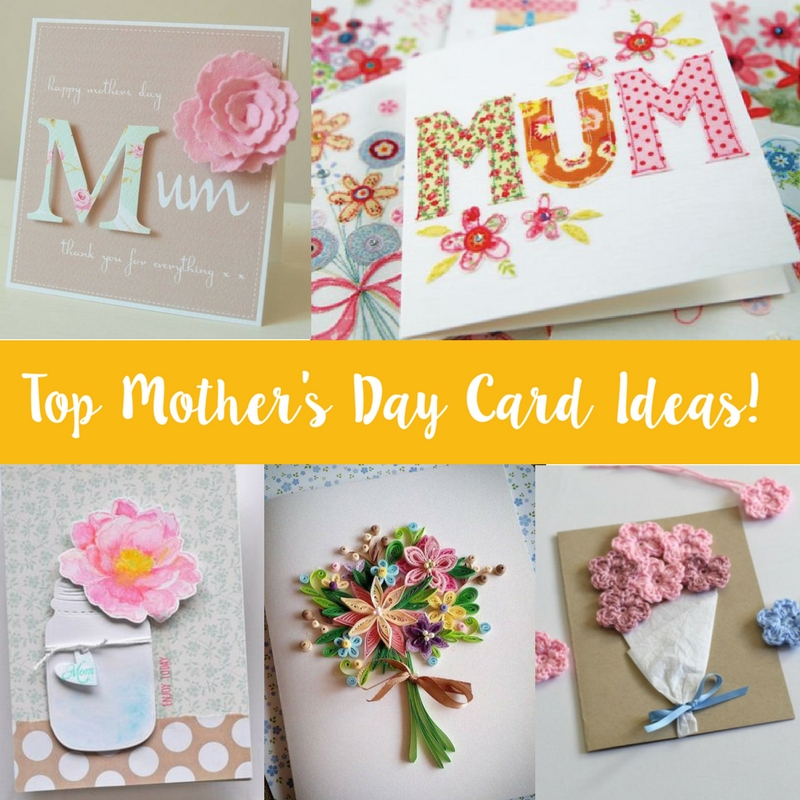 Top ideas for handmade Mother\u0027s Day Cards! Sizzix Lifestyle - mother s day cards