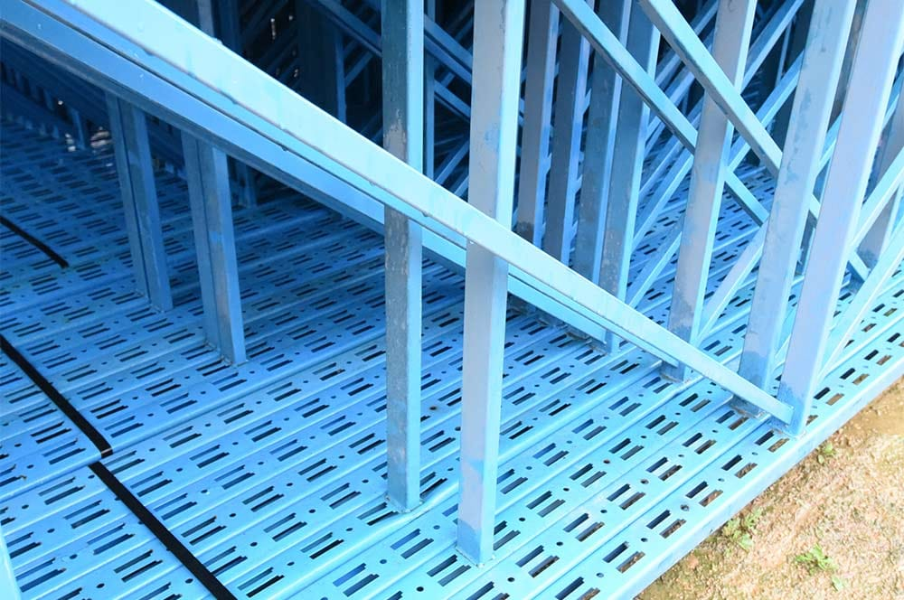 Used Prest Pallet Racks Buy Sell Sjfcom