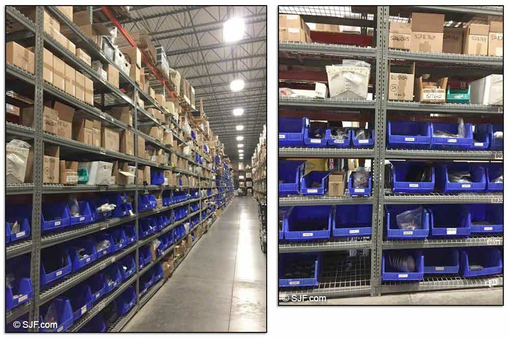 Metal Racks For Warehouse Small House Interior Design