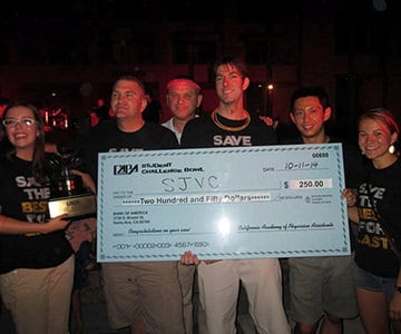 SJVC Visalia PA students took top prize at the Medical Challenge Bowl