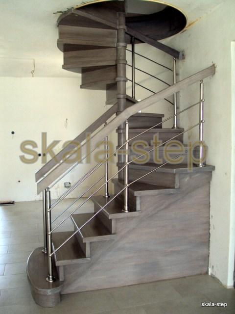 Σύνθετη κυκλική σκάλα