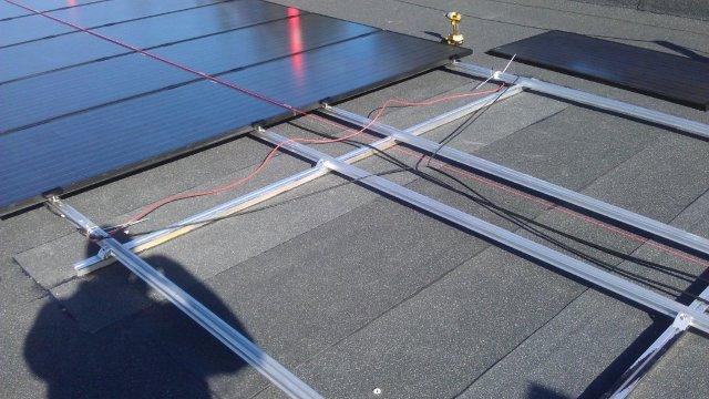 Solceller Skandek