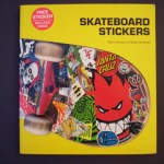 Livro Skateboards Stickers – 2004