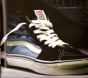 O tradicional  - Vans Old School shoes