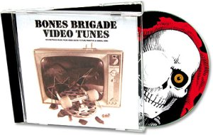 Cd -  Soundtracks - Bones Brigate Video Tunes.