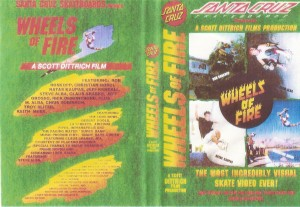 Wheels On Fire de 1986 -