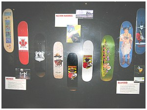 decks dos skaters Canadenses