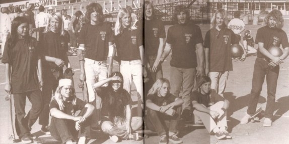 Team - DogTown - the legend of Z-Boys