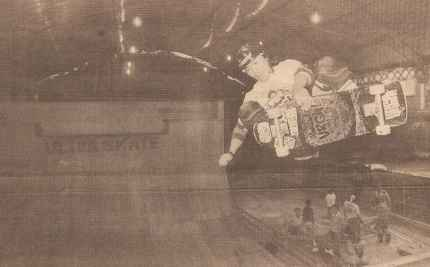 f/s air na extinta Ultra skate, 1989