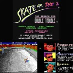 Vídeo Game skate  de 1990