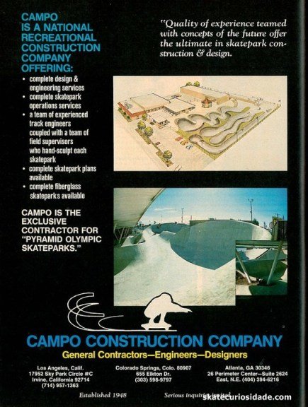 Campo Construction.... era