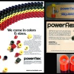 PowerFlex Skateboard accessories – 1978