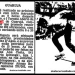 I Torneio Aberto do Guarujá – 1975