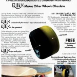 Quix Wheels – Rubber/Uretane – 1978