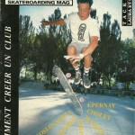 Revista Francesa – No Way Skateboarding Mag. – 1989