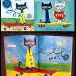 Livro Infantil – Pete  the Cat – 2012