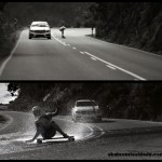 Mercedes Bens & Skateboard Speed  – 2013