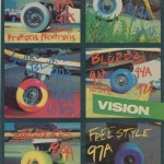 Vision Wheels – Núcleo Séries – 1988