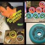 Wheels –  Slime e Big Ball –  Santa Cruz – 1986/7