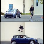 Tony Hawk & Mini Coopers – 2014