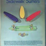 Skateboard SideWalk Surfers – 1976