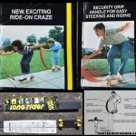 Skate Long Rider (Shape Flex)- 1983