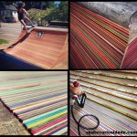 Mini Rampa(revestida) de decks reciclados – 2014