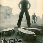Utlaw Skateboards  – 1977