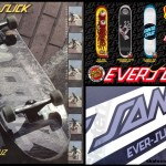 Decks Santa Cruz Ever-Slick – 1991