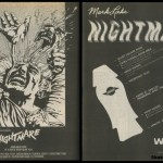 Decks Walker Nightmare – 1986