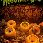 Santa Cruz Wheels – Mustard Gas – 1986