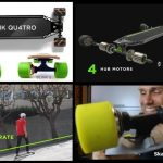 Action Blink  – Eletric Skateboard – 2016